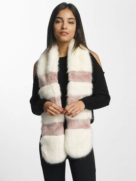 Bangastic / Scarve Fake Fur in white