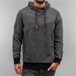 Just Rhyse Florus Hoody Black/Antra