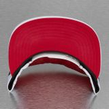 Just Rhyse Fairhaven Snapback Cap Red/White