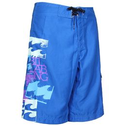 Billabong Zebra Boardshorts Blue Indigo