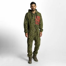 Dangerous DNGRS / Jumpsuits Floot in camouflage