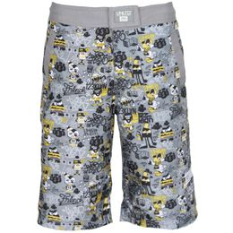 Ecko Unltd The Exhibit Boardshort Metal Grey