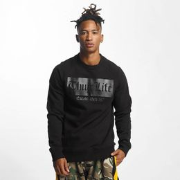 Thug Life / Jumper THGLFE in black