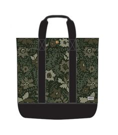 VANS G GONE TOMORROW TOTE Army