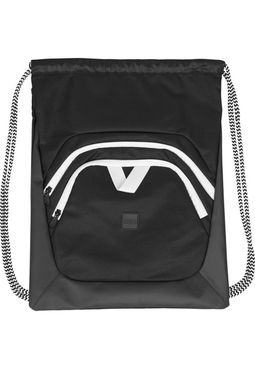 Urban classics Ball Gym Bag black/black/white