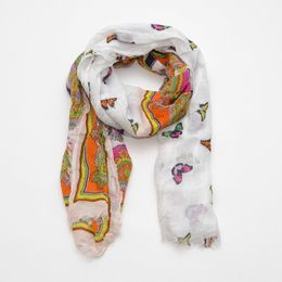 Codello Šátek Paisley And Butterflies Scarf 2 cae75ecddb