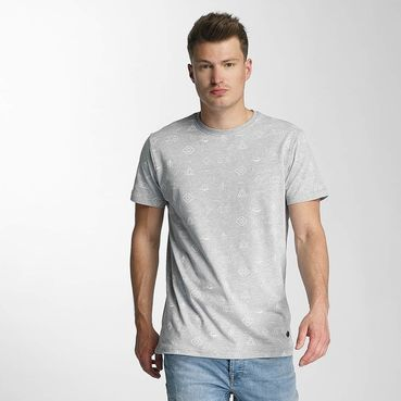 Just Rhyse Alturas T-Shirt Grey