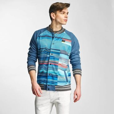 Just Rhyse Bell Springs College Jacket Turquoise