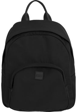 Urban classics Midi Nylon Backpack black